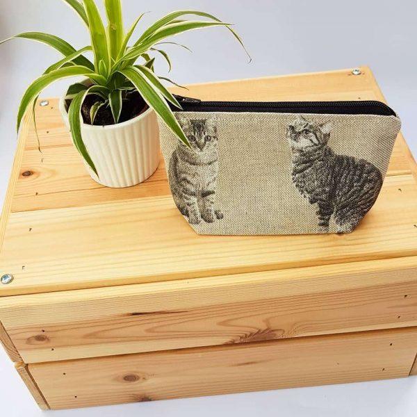 purse - cat