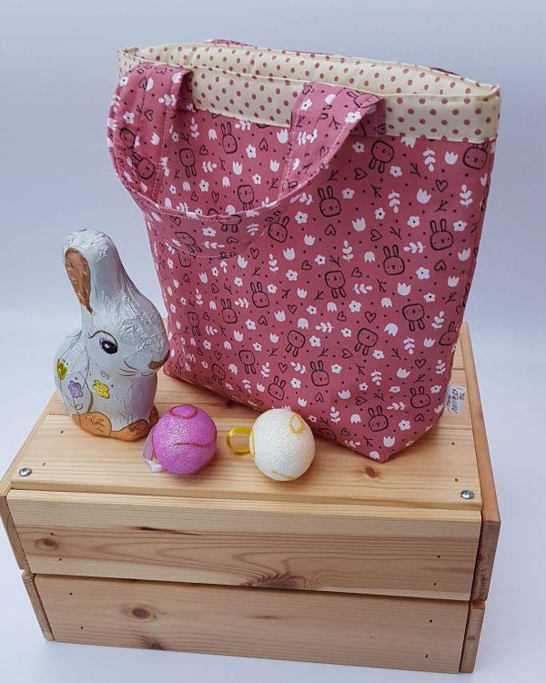 tote bag - bunny